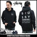 ステューシー STUSSY プルオーバー パーカー メンズ City Stack(stussy Pullover Hoodie フード フーディ メンズ トップ...