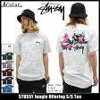 ショッピングSTUSSY ステューシー STUSSY Tシャツ 半袖 メンズ Jungle Offering(stussy tシャツ tee ティーシャツ T-SHIRTS カットソー トップス メンズ 1903578 ステューシー tシャツ ストゥーシー スチューシー)