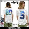 ショッピングSTUSSY ステューシー STUSSY Tシャツ 半袖 メンズ S Wave(stussy tシャツ tee ティーシャツ T-SHIRTS カットソー トップス メンズ 1903603 ステューシー tシャツ ストゥーシー スチューシー)