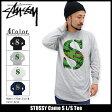 ショッピングSTUSSY ステューシー STUSSY Tシャツ 長袖 メンズ Camo S(stussy tee ティーシャツ T-SHIRTS カットソー トップス ロング ロンティー ロンt メンズ・男性用 1993645 ストゥーシー スチューシー)