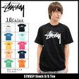 ショッピングSTUSSY ステューシー STUSSY Stock Tシャツ 半袖 1903527 1903803 メンズ ティーシャツ Stussy stussy ステューシー tシャツ ストゥーシー スチューシー Tシャツ STUSSY tシャツ