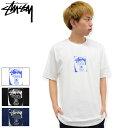 ステューシー STUSSY Tシャツ 半袖 メンズ WT Stamp(stussy tee ティーシャツ T-SHIRTS カットソー トップス メンズ・男性用 ワールドツアー 1903871 ストゥーシー スチューシー) ice filed icefield 05P03Dec16