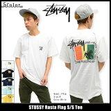 ���ƥ塼���� STUSSY T����� Ⱦµ ��� Rasta Flag(stussy tee �ƥ�������� T-SHIRTS ���åȥ��� �ȥåץ� ��������� 1903858 ���ȥ������� �����塼����) ice filed icefield