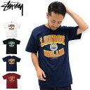ステューシー STUSSY Tシャツ 半袖 メンズ London Eng