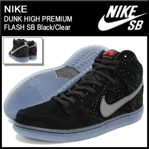 �ʥ���NIKE���ˡ�������������ѥ��󥯥ϥ��ץ�ߥ���ե�å���SBBlack/ClearSB(nikeDUNKHIGHPREMIUMFLASHSB�֥�å���SNEAKERMENS�������塼��SHOES806333-001)icefiledicefield��05P12Oct15��