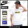 ナイキ NIKE Tシャツ 半袖 メンズ ナイキ FC フォイル(nike NIKE FC Foil S/S Tee ティーシャツ T-SHIRTS カットソー トップス メンズ 男性用 メンズ 男性用 810506) ice filed icefield 05P27May16