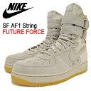 ナイキ NIKE スニーカー メンズ 男性用 SF AF1 String(nike SPECIAL FIELD AIR FORCE 1 FUTURE FORCE スペシャル フィールド エアフォース1 ベージュ SNEAKER MENS・靴 シューズ SHOES 864024-200) ice filed icefield