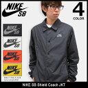 ナイキ NIKE ジャケット メンズ SB シールド コーチジャケット SB(nike SB Shield Coach JKT SB ナイロンジャケット JAC...