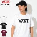 バンズ VANS Tシャツ 半袖 メンズ クラシック(vans Classic S/S Tee ティーシャツ T-SHIRTS カットソー トップス メンズ 男性用 VN-000GGG ヴァンズ)[M便 1/1]