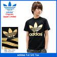 アディダス adidas Tシャツ 半袖 メンズ フォイル オリジナルス(adidas Foil S/S Tee Originals 日本限定 トレフォイル ティーシャツ T-SHIRTS カットソー トップス メンズ 男性用 S92516) 05P27May16