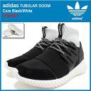 アディダス adidas スニーカー メンズ 男性用 チュブラー ドゥーム Core Black/White オリジナルス(adidas TUBULAR DOOM Originals チューブラー ブラック 黒 SNEAKER MENS・靴 シューズ SHOES BA7555) ice filed icefield