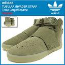 アディダス adidas スニーカー メンズ 男性用 チュブラー インベーダー ストラップ Trace Cargo/Sesame オリジナルス(adidas TUBULAR INVADER STRAP Originals チューブラー SNEAKER MENS・靴 シューズ SHOES BB8391) ice filed icefield