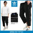 アディダス adidas パンツ メンズ EQT オリジナルス(adidas EQT 7/8 Pant Originals クロップド スウェットパンツ スエッ...