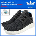 アディダス adidas スニーカー メンズ 男性用 ノマド XR1 Utility Black/Core Black オリジナルス(adidas NMD XR...