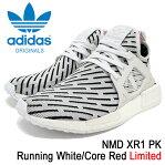 アディダス adidas スニーカー メンズ 男性用 ノマド XR1 PK Running White/Core Red オリジナルス(adidas NMD XR1 PK Limited Originals NMD_XR1 PK エヌ エム ディー ホワイト 白 SNEAKER MENS・靴 シューズ SHOES BB2911) ice filed icefield