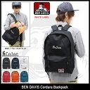 ベンデイビス BEN DAVIS リュック コーデュラ バックパック ホワイトレーベル(BDW-982 Cordura Backpack Bag バッグ Daypack デイパック 普段使い 通勤 通学 旅行 メンズ レディース ユニセックス ベン デイビス ベン・デイビス)
