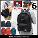 ベンデイビス BEN DAVIS リュック コーデュラ バックパック ホワイトレーベル(BENDAVIS BDW-982 Cordura Backpack WHITE LABEL Bag バ..