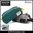 バートン BURTON ケース アクセサリー(burton Accessory Case ポーチ 小物入れ ペンケース メンズ レディース ユニセックス 男女兼用 149411 110221) ice filed icefield