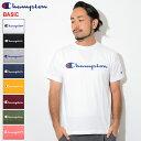 チャンピオン Champion Tシャツ 半袖 メンズ C3-P302(Champion C3-P302 S/S Tee BASIC