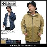 【コロンビア Columbia 14S ヘイゼン ジャケット(columbia 14S Hazen JKT JAKET JACKET アウター アウトドア マウンテンパーカー マン