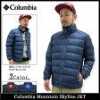 【40%OFF】コロンビア Columbia ジャケット メンズ マウンテン スカイライン(columbia Mountain Skyline JKT ダウンジャケット ダウン Down アウター ジャンパー・ブルゾン アウトドア Colombia Colonbia Colunbia PM5931) 05P07Feb16
