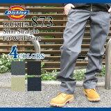 迪凯��� Dickies 873 低腰裤工装裤男式男士用(DICKIES dickies wp873 Slim Straight Fit Work Pants dekkizu chinopa[ディッキーズ Dickies 873 ローライズ ワークパンツ メンズ 男性用(DICKIES dickies wp873 Sl