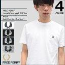 フレッドペリー FRED PERRY Tシャツ 半袖 メンズ...