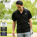 【7時間セール12/10】【50%OFF】エイチティエムエル ゼロスリー HTML ZERO3 ポロシャツ ドライ メンズ ゴルファーズ ( Golf Poloトップス )( 父の日ギフト プレゼント 父の日 ギフト ラッピング対応 2020 おしゃれ )