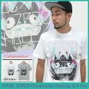 エイチティエムエル ゼロスリー HTML ZERO3×タナミクラス ピーピング Tシャツ 半袖 コラボ(html zero3×Tanamiclas Peeping S/S Tee Collaboration エイチティーエムエル)