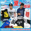 【8/8発送予定】エイチティエムエル ゼロスリー HTML ZERO3 Summer Vacation Tシャツ 福袋 2014 ice filed icefield
