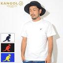 カンゴール KANGOL Tシャツ 半袖 メンズ KG ワン ポイント(KANGOL KG One Point S/S Tee ティーシャツ T-SHIRTS カットソー トップス LCT0039)[M便 1/1]