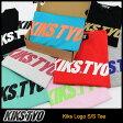 キックス ティー・ワイ・オー KIKS TYO Tシャツ 半袖 メンズ キックス ロゴ(Kiks Tyo Kiks Logo S/S Tee ティーシャツ T-SHIRTS カットソー トップス KIKSTYO kiks・tyo キックスティーワイオー KT1605T-01) ice filed icefield