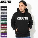 キックス ティー・ワイ・オー KIKS TYO プルオーバー パーカー メンズ ロゴ(Kiks Tyo Logo Pullover Hood...