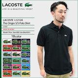 �ڥݥ����10�ܡۥ饳���� LACOSTE �ݥ?��� ������ ���� Ⱦµ ��� L1212A �� ���ꥸ�� �ݥ� ������ (L1212A The Origin Polo MADE IN JAPAN �ᥤ�� ���� ����ѥ� �ȥåץ� �ݥ?�����)( �٤�Ƥ���� ����� ���ե� �ץ쥼��� �����ե� ��åԥ��б� 2016)