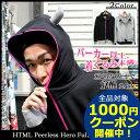 エイチ・ティー・エム・エル html ピアレス ヒーロー フルジップフード(HTML Peerless Hero Full Zip Hoodie エイチティーエムエル)