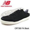 ニューバランス new balance スニーカー メンズ 男性用 CRT300 FA Black(newbalance CRT300 FA ブラック 黒 SNEAKER MENS・靴 シューズ SHOES CRT300-FA) ice filed icefield