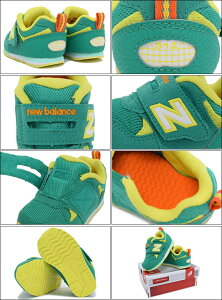 ニューバランスnewbalanceスニーカーキッズ子供用FS312GLIGreen/Lime(newbalanceFS312GLIKids子供靴マジックテープグリーン緑SNEAKERKIDS・靴シューズSHOESFS312-GLI)icefiledicefield05P03Dec16