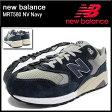 ニューバランス new balance スニーカー MRT580 NV Navy メンズ(男性用) (NEWBALANCE MRT580 NV ネイビー Sneaker MENS・靴 シューズ SHOES スニーカ MRT580-NV)
