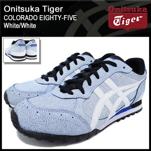 ���˥ĥ���������OnitsukaTiger���ˡ�������������ѥ����ɥ����ƥ����ե�����White/White(OnitsukaTigerCOLORADOEIGHTY-FIVE�ۥ磻����SNEAKERMENS�������塼��SHOESD612L-0101)icefiledicefield