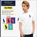 ポロラルフローレン POLO RALPH LAUREN Tシャツ 半袖 ボーイズモデル レディース・メンズ対応サイズ ビッグ ポニー(polo ralph lauren Big Pony S/S Te