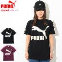 プーマ PUMA Tシャツ 半袖 レディース リボルト 限定 ( PUMA Revolt S/S Tee Womens Limited ティーシャツ T-SHIRTS カットソー トップス レディース ウィメンズ 女性用 578685 )[M便 1/1] ice field icefield