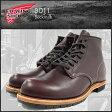 レッドウィング RED WING 9011 6インチ ラウンドトゥ ブーツ ダークブラウン レザー MADE IN USA ベックマン メンズ(男性 紳士用)(red wing REDWING レッド ウィング ウイング BOOTS boots レッドウイング レッド・ウィング ワーク ブーツ 靴・ブーツ) 05P03Dec16