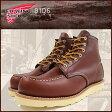 レッドウィング RED WING 9106 6インチ モカシン トゥ ブーツ 赤茶レザー アイリッシュセッター メンズ(男性 紳士用)(red wing REDWING レッド ウィング ウイング BOOTS boots レッドウイング レッド・ウィング ワーク ブーツ 靴・ブーツ) 05P03Dec16