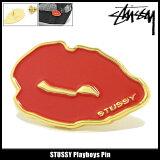 ���ƥ塼���� STUSSY �ԥ�Хå� Playboys(stussy pin �ԥ� ��������� 138500 ���ȥ������� �����塼���� ��ʪ) ice filed icefield
