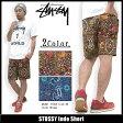 ステューシー STUSSY Indo ショーツ(stussy short pant ショートパンツ ハーフパンツ ショーツ ボトムス メンズ・男性用 112134 スチューシー) 05P27May16