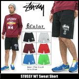 ステューシー STUSSY WT Sweat ショーツ(stussy short pant ショートパンツ ハーフパンツ スウェットショーツ ボトムス メンズ?男性用 195006 Stussy st