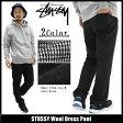 ショッピングSTUSSY ステューシー STUSSY パンツ メンズ Wool Dress(stussy pant ボトムス メンズ・男性用 116244 ストゥーシー スチューシー)