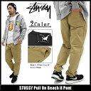 ステューシー STUSSY パンツ メンズ Pull On Beach II(stussy pant イージーパンツ ボトムス メンズ・男性用 116246 ス...
