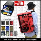 ザ ノースフェイス THE NORTH FACE リュック バッグ BC ヒューズ ボックス(BC Fuse Box Backpack Bag ノースフェイス リュック バッグ バックパック デイパック 通勤 通学 旅行 メンズ レディース ユニセックス NM81357 NM81630 リュック バッグ)