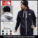 ノースフェイス(THE NORTH FACE) スエット パーカー メンズ リアビュー (Rearview zip up parka フーディー NT11530...